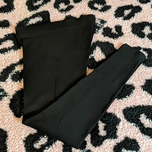 NWOT PINK by Victoria's Secret Cotton Leggings